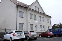 Zdravotní středisko v Holýšově.
