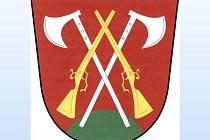 Znak obce Stráž.