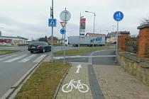 Cyklostezky v H. Týně. Foto: J. Čedík
