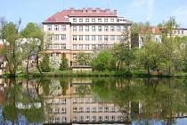 Základní škola v Poběžovicích.