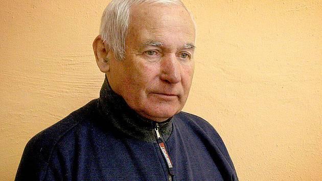 Karel Bílek, místopředseda domažlických turistů, má stále plnou hlavu nápadů.