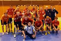 Florbalisté FbC Jiskra Domažlice postoupili do 2. kola poháru.