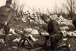 První světová válka. Ilustrační foto.