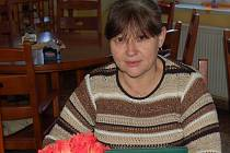 Natalya Shkolenko, žije už 20 let v Čechách. Události na Ukrajině sleduje se s pláčem.