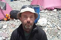 Vladimír Šmejkal, domažlický horolezec.