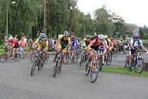 Na start Brnířovské šlapky se postavilo 57 cyklistů