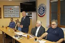 Valná hromada KČT Domažlice se konala 16. ledna v klubovně hasičů.