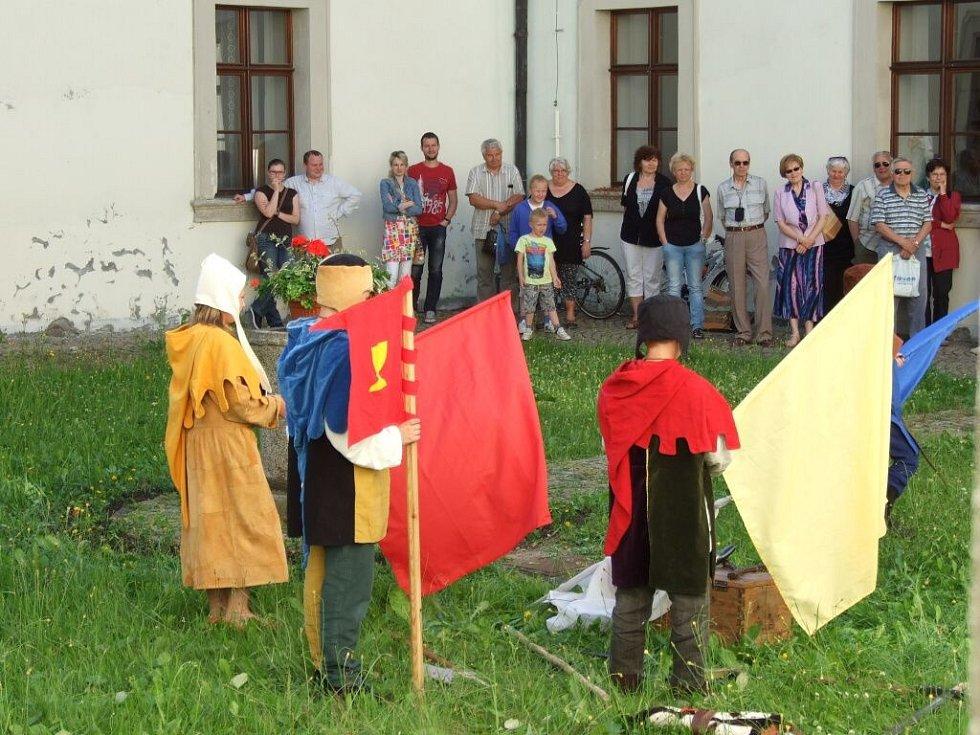 Sochařské sympozium v Domažlicích.
