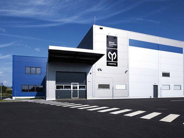 MP Group logistic/výrobní závod