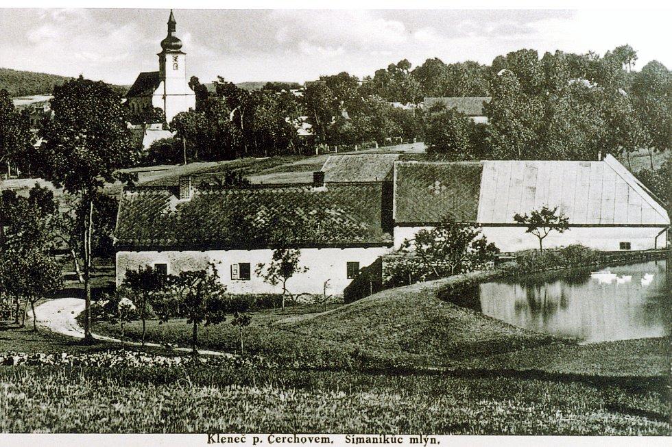 Lokalita nacházející se nedaleko Klenčí pod Čerchovem. Oblíbené místo na procházky.