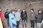 Domažlické podzemí navštívil spolek z Furthu im Wald, kde mají rovněž podzemí.