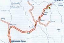 Varianta se zajížďkou z Regensburgu přes Schwandorf má podle studie výrazně vyšší ekonomickou návratnost.