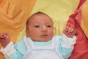 František Feigl z Háje se narodil v domažlické porodnici 10. listopadu ve 22:22 s 3410 gramy a 51 centimetry.