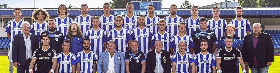 Kádr fotbalové Jiskry Domažlice má hodnotu přes 22 milionů korun.