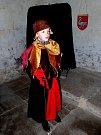V kapucínském klášteře se nejen Práčata postarala příchozím o program.