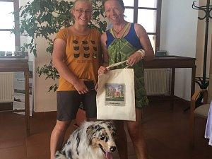 Tisící návštěvnice letošní turistické sezony je z Teplic.