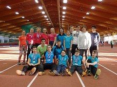 Mladí Mílaři byli úspěšní na krajském mistrovství.