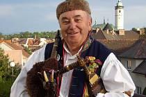 Antonín Konrády, muzikant, Domažlice.