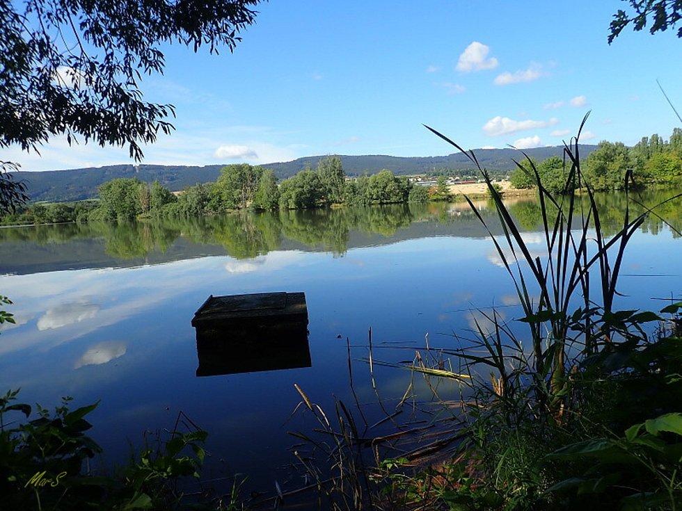 Procházka kolem postřekovských rybníků.