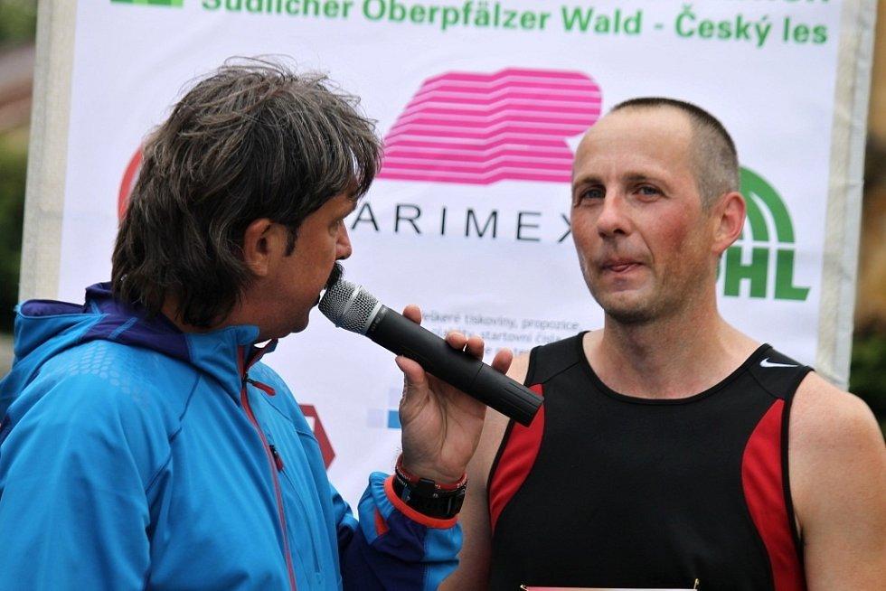 Z 6. ročníku Panevropského půlmaratonu v Poběžovicích.