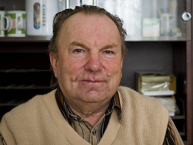 Josef Hálek, starosta Semněvic