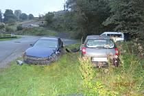Nehoda ve Folmavě.