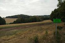 Ze zaniklé obce Spáleneček - Klein Prennet.