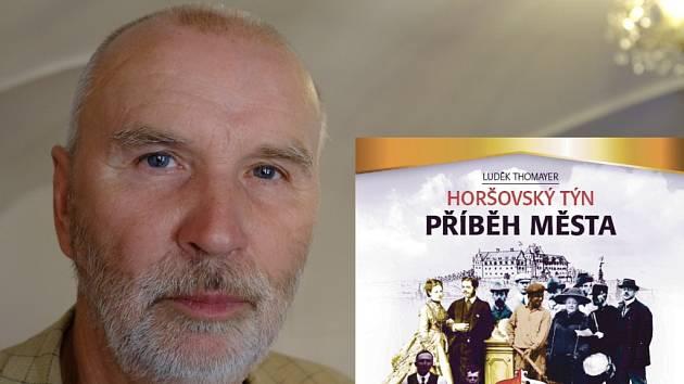 Luděk Thomayer a jeho nová kniha.