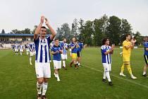 Fotbalistům Jiskry Domažlice nahradí zrušenou jarní odvetnou část ČFL dlouhodobý turnaj osmi kvalitních týmů z plzeňského kraje.