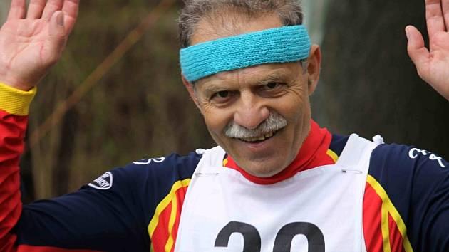 Závod Běh Škarmanem 2015 v Domažlicích.