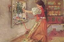 Pohled do minulosti - Vánoce na Chodsku.