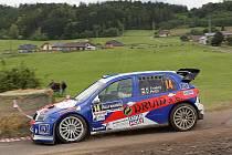 Úspěchem pro meclovský rally team Profiko skončil další díl rallysprintového seriálu, Rally Krkonoše.