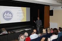 Středeční přednášky v Loutkovém sále se budou konat i v roce 2020.