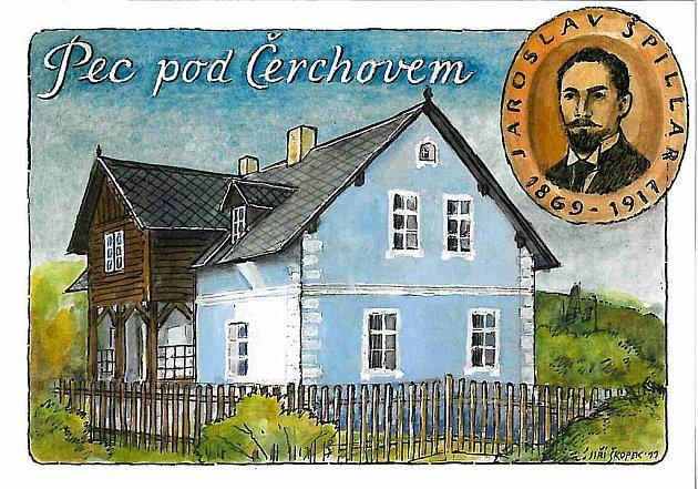 Nové pohlednice Pece pod Čerchovem.