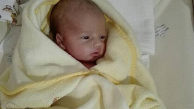 GABRIELA DUFKOVÁ z Meclova (2920 g a 47 cm) se narodila 20.dubna v plzeňské nemocnici na Lochotíně mamince Marcele a tatínkovi Petrovi. Doma se na Gabrielku těší bráška Pepíček.