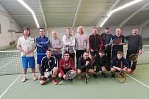Nejvíce týmů ve čtyřech třídách okresního Davis cupu měl v loňské sezoně klub SK Šumava Domažlice.