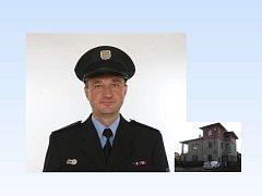 Josef Bozděch je vedoucím Obvodního oddělení Policie ČR V Poběžovicích.