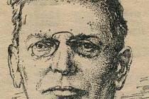 Klenečský rodák, kněz a spisovatel Jindřich Šimon Baar.