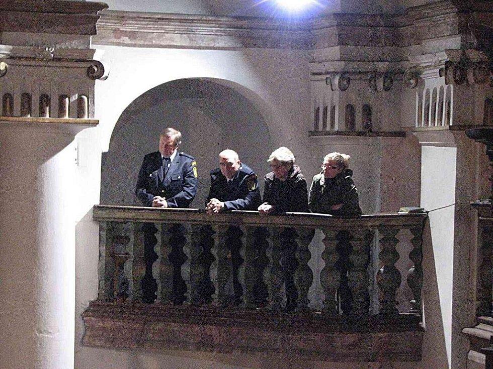 Hasiči uctili v Domažlicích svatého Floriána.