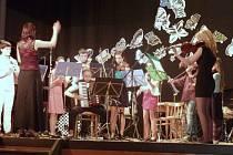 Koncert žáků ZUŠ Kdyně.