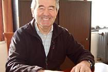 Josef Stuiber, starosta SDH Chodská Lhota.
