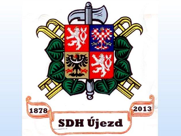 SDH Újezd slaví.