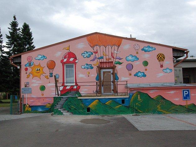 Mateřská škola v Kolovči.