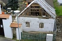 Přestavba č.p. 18 na Dům dějin Holýšovska.