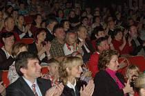 Ze slavnostního zahájení Juniorfestu v Horšovském Týně.