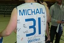 Michal Rolínek: Michael Jordan je pro mě navěky numero uno!