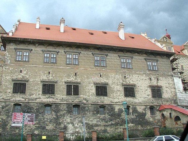 Zámek Horšovský Týn.