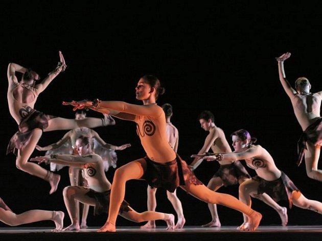 TANEC PRALESA. Studenti Tanečního centra Praha představí domažlickému publiku představení plné klasické, moderní i jazzové taneční techniky.