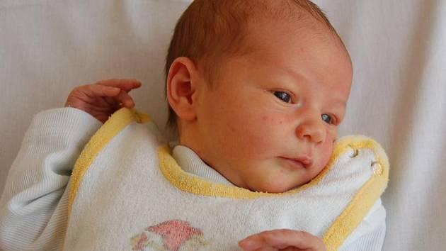 JULIE Houžková z Horš. Týna přišla na svět v pondělí 27. října v 17.12 hodin. Maminka Natalia a tatínek Josef věděli, že budou mít holčičku  a jméno vybrali společně. Na Julinku, která vážila 3,10 kg a měřila 48 cm, doma  čekal brácha.