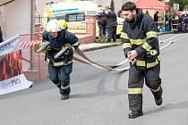 Poběžovický železný hasič 2017.